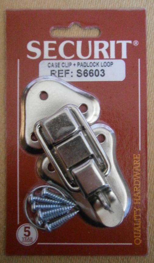 CASE CLIP+ P/LOCK LOOP CP 95mm SECURIT