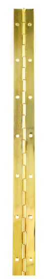 "PIANO HINGE BP 6'x1.1/4"" SECURIT"