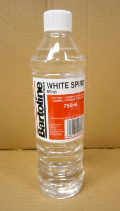 WHITE SPIRIT 750ml  x 12     -