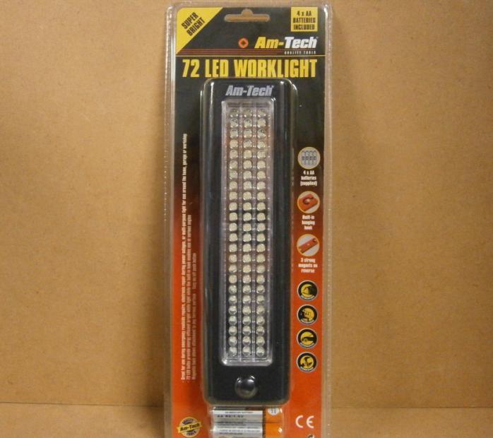 WORKLIGHT 72 LED             D