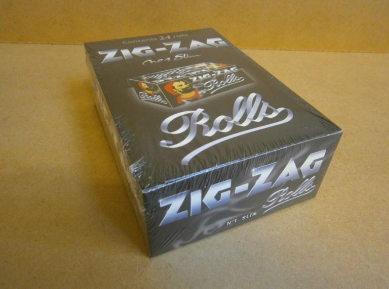 ZIG ZAG PAPER ROLLS No1 SLIM N