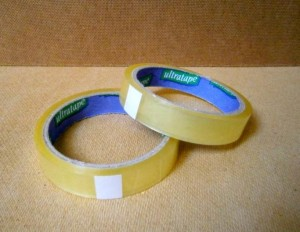 CLEAR TAPE 18mmx40m