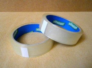 CLEAR TAPE 24mmx40M
