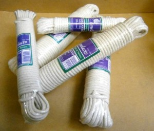 COTTON PULLY LINE   25mt
