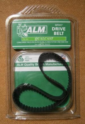 DRIVE BELT (GRASSBOX)  QT017 D7 ALM