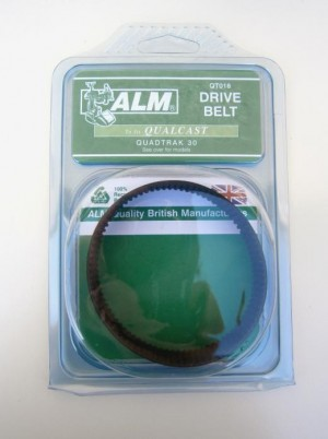 DRIVE BELT (QUADTRAK)  QT018 D7 ALM