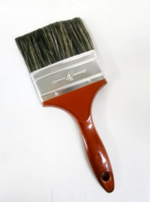 "EMULSION BRUSH  4""  100mm"