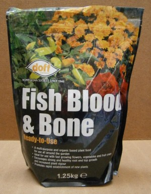 FISH BLOOD & BONE 1.25KG DOFF