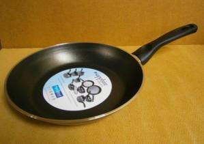 FRYING PAN N/S SAPPHIRE 24cm**