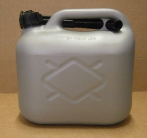 FUEL CAN 5LTR            FC005 ALM