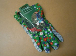 GARDEN GLOVE COTTON LADIES 12