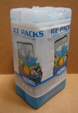 ICE PACKS WEEKEND  2x400G