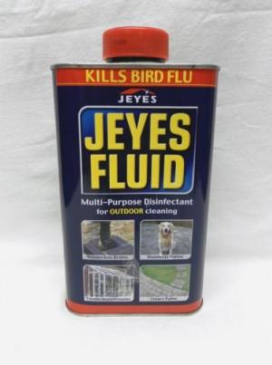 JEYES FLUID   5.0 LTR