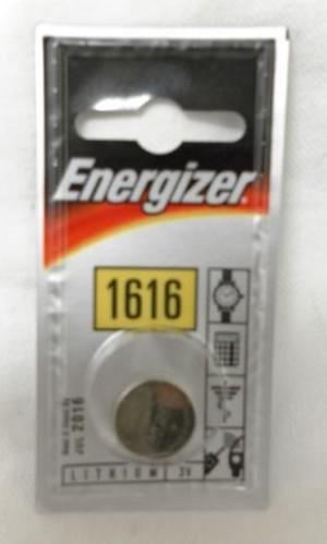 LITHIUM BATTERY CR1616 ENERGIZ