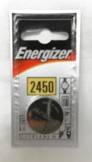 LITHIUM BATTERY CR2450 ENERGIZ