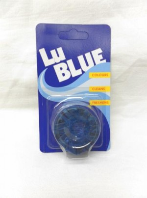 LU BLUE FLUSH COLORANT
