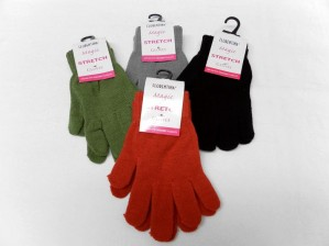 MAGIC GLOVES LADIES ASSORTED