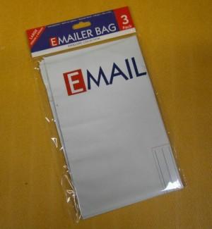 MAILER BAG A3 320x440mm x3 **