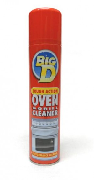 OVEN & GRILL CLEANER BIG D *