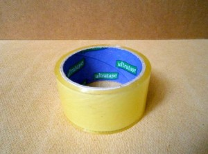 PACKING TAPE CLEAR    48mmx40m