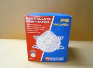 PARTICULATE RESPIRATOR 2V 10pk