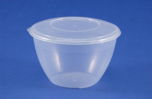PUDDING BOWL 2.0LTR WHITEFURZE