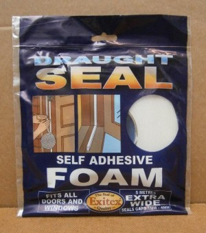 S/ADH FOAM EX/WIDE 11mm WH   -