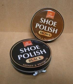 SHOE POLISH 80G BRN     151  - 151