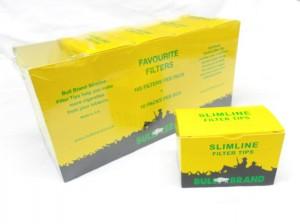SLIMLINE FILTER TIPS 10PK