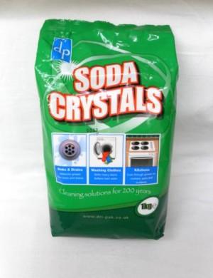 SODA CRYSTALS 1kg         ** D
