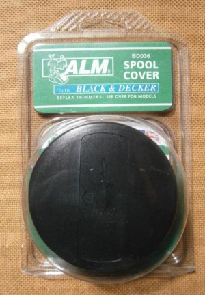 SPOOL COVER          BD036   D ALM
