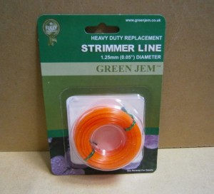 "STRIMMER LINE 1.25mm(.05"")"
