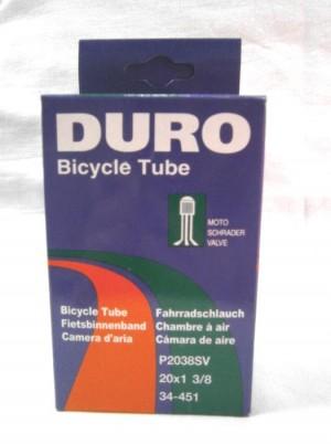 """TUBE 20 x1.3/8"""" SCHRADER VALVE"""