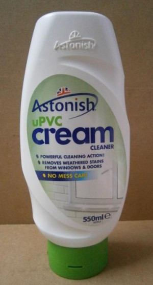 ASTONISH UPVC CREAM CLEANER ASTONISH