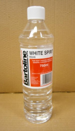 WHITE SPIRIT 750ml  x 12     -