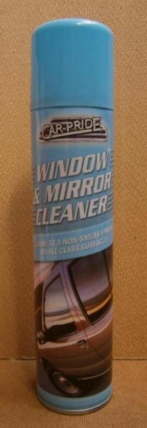 WINDOW & MIRROR CLEAN CAR PRID