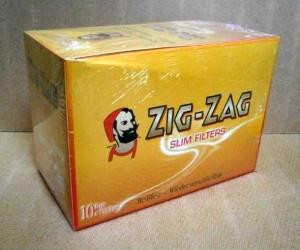 ZIG ZAG FILTERS SLIM 10x150 12